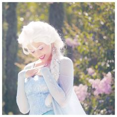Elsa Face Character #facecharacter #princess