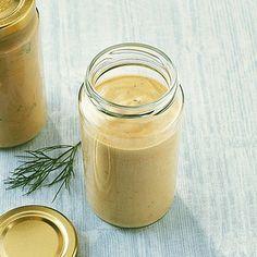 Salatdressing Rezept mit Joghurt, Rapsöl & Senf | Küchengötter
