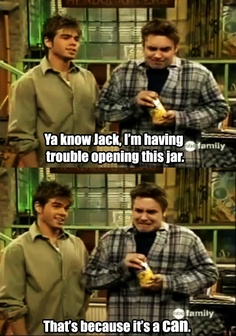 Boy Meets World! :D I love Eric and Jack! <3