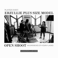 Erzullie Fierce Plus Size Fashion Philippines: PLUS SIZE EVENT: ERZULLIE PLUS SIZE MODEL OPEN SHOOT (AN EXPERIENCE OF 4 CURVY LADIES)