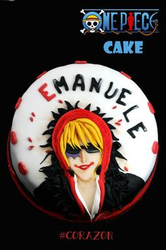 _One piece cake