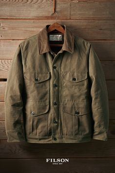 Advice On Buying Fashionable Stylish Clothes – Clothing Looks Wax Jackets, Men's Coats And Jackets, Leather Jackets, Canvas Jacket, Rugged Style, Latest Mens Fashion, Menswear, Fashion Outfits, Men's Fashion