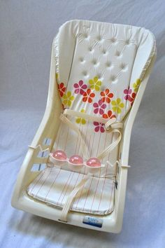 Vintage Kiddie Mate Baby Seat, Adjustable, Infant Rocker, Carry-All, Infanseat My Childhood Memories, Sweet Memories, Prams And Pushchairs, Retro Baby, Oldies But Goodies, Ol Days, Thats The Way, Baby Furniture, The Good Old Days