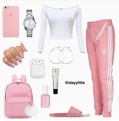 𝓘𝓼 𝓘𝓼 weißer Body Source by meisslceline ou. - 𝓘𝓼 𝓘𝓼 weißer Body Source by meisslceline outfits with jeans for school Source by SSusanGainey - Swag Outfits For Girls, Cute Lazy Outfits, Cute Swag Outfits, Teenage Girl Outfits, Teen Fashion Outfits, Sporty Outfits, Dope Outfits, Stylish Outfits, School Outfits