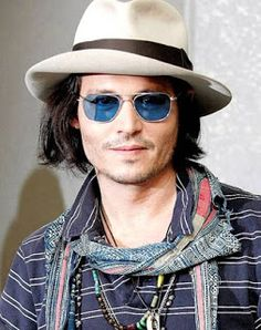 Image detail for -wonderfully talented and gorgeous johnny depp can rock the hat like ...