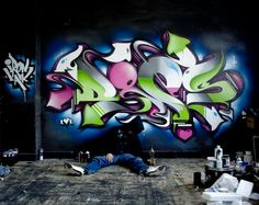 Graffiti Artist – Does (aka Digitaldoes)