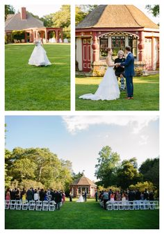 Late August afternooon at the Catered by Fireside Catering. (photo c/o Studio Nouveau) Here Comes The Bride, Garden Wedding, New England, Catering, Dolores Park, Wedding Venues, Studio, Wedding Stuff, Travel