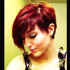 Pixie red  LOVE IT!!!