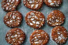 Baked-Almond-cookies
