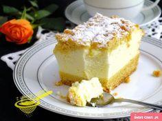 sernik bez sera (styropian) - Swiatciast.pl Sweet Treats, Cheesecake, Cooking Recipes, Food, Sweets, Candy, Cheesecakes, Chef Recipes, Essen