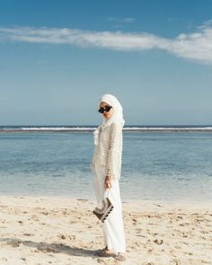 Ootd Hijab, Hijab Outfit, Trendy Outfits, Summer Outfits, Islamic Fashion, Muslim Women, White Girls, Hijab Fashion, Dress Up
