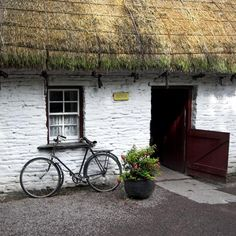 25 Best Thatched Roof Cottages Images Thatched Roof