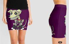 Friday on Elm Street - Mini Skirt $35.00.   Available at:                                                                                        Pop-Horror.com