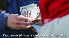 ☑️ Zebraliśmy w Niemczech ponad 40 mln euro depozytów ➡️ Pod koniec zeszłego roku BOŚ Bank ruszył z ofertą lokat dla rezydentów Niemiec, chcąc w ten sposób zgromadzić kilkadziesiąt milionów euro depozytów. Prezes Stanisław Kluza w rozmowie z Bankier.TV nazywa ten krok dużym sukcesem.  ✒️ http://www.szybkofinhelp.pl/zebraliśmy-w-niemczech-ponad-40-mln-euro-depozytow.html