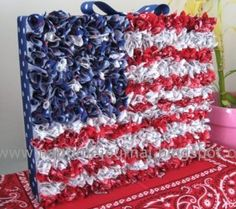 11 cute and easy July 4th craft ideas