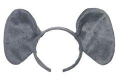 How to Make Elephant Headband Ears