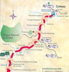Road Trip, Spain, Map, Campers, Places, Viajes, Natural Playgrounds, Trekking, Bridges