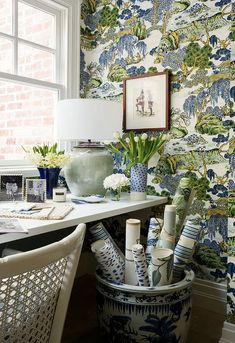 thibaut asian scenic wallpaper at DuckDuckGo Aqua Wallpaper, Scenic Wallpaper, Cool Wallpaper, Chinoiserie Wallpaper, Chinoiserie Chic, Small Room Bedroom, Bedroom Decor, Blue Bedroom, Sweet Home