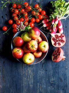 Røde salater