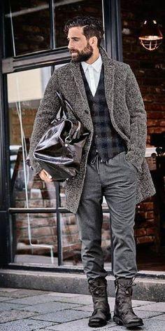 47 Ideas style vestimentaire homme sportif for 2019 Mode Masculine, Stylish Men, Men Casual, Estilo Street, Traje Casual, Street Style, Look Vintage, Men Street, Business Outfits