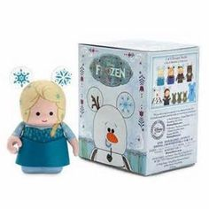 "Disney Frozen Series Queen Elsa Disney Vinylmation 3"" inch Figure"