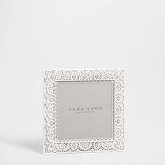 Openwork metal frame - Frames - Decoration | Zara Home United Kingdom