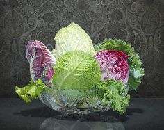 Eric Wert's Beautiful Still Lifes of Fruit and Vegetables. http://illusion.scene360.com/art/80832/eric-wert/