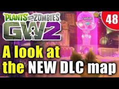Plants Vs Zombies Garden Warfare 2 - Zombopolis NEW MAP! Herbal Assault