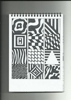Texturas abstractas.