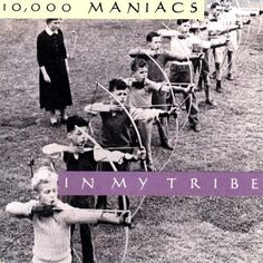 USED CASSETTE Released in 1987, In My Tribe is the third album from 10,000 Maniacs. Elektra Records 60738-4 Side 1: What's The Matter Here? Hey Jack Kerouac Like The Weather Cherry Tree The Painted De