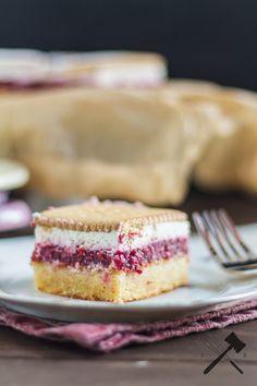 SCHNEEWITTCHENSCHNITTE - Das Ende kommt mit großen Schritten! - Law of Baking Sweet Bar, New Cake, Vanilla Cake, Cake Recipes, Biscuits, Bakery, Cheesecake, Food And Drink, Sweets