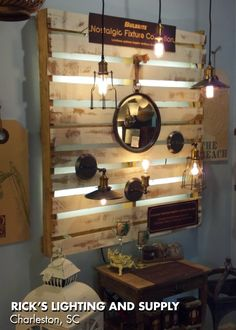 Display submitted by Rick's Lighting and Supply in Charleston, SC. #BulbriteDisplayContest #BulbriteKL