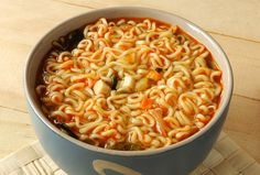 Shin Ramyun is great, we all know that :) It is even better if you add fresh ingredients to it. Find out how to make Ramyun perfect in this unique recipe http://www.seoulplaza.sk/en/recipe/shin-ramyun/sid/63