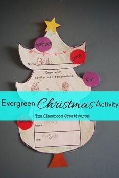 Christmas Tree Everg