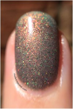 SuperChic Lacquer - You Don't Know Jack About My Beans