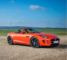 This Gorgeous #Jaguar F-Type: MotorAuthority Best Car To Buy 2014 Nominee. Is it your contender?