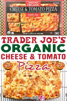 """Well, here is one of the few items at Trader Joe's that I've ever seen as being labeled as """"Family Size."""" But I am here to assure you that if your family is over the size of 2, you might need more. Sorry, this is no Costco sized item. Since I live just outside of NYC pizza is a staple and probably one of the best food items we have going for us. But in my household a large pie can also withstand the hunger of about 3 adults. Anything more than that will require another pie. 