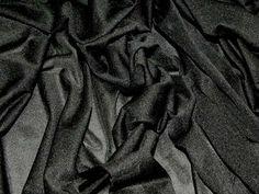 Black Lightweight Polyester Stretch Jersey Clearance Dress Fabric - per metre http://www.minervacrafts.com/23.d-1001-black-lightweight-polyester-stretch-jersey-clearance-dress-fabric-per-metre.html
