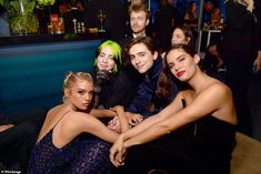 Celebrations: Stella and Sara partied with Billie Eilish, Finneas O'Connell, Timothée Chal...