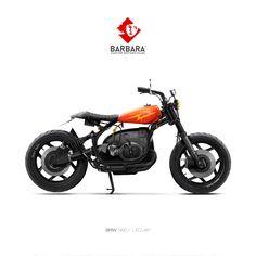BMW R80 - L'ECLAIRBarbara Custom Motorcycles - Photoshop Preparations https://www.facebook.com/barbara.motorcycles/ https://www.instagram.com/barbara.motorcycles/ #BMWEclair #BMW #BMWR80 #R80 #motorcycles #Instabike #moto #easyrider #bmwmotorrad...