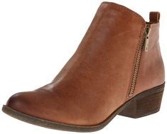 Amazon.com: Lucky Women's Basel Boot: Shoes size 8.5 toffee