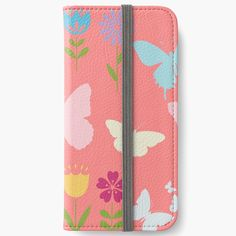 Iphone Wallet, Iphone 6, Iphone Cases, 6s Plus, Butterfly, Art Prints, Printed, Awesome, Products