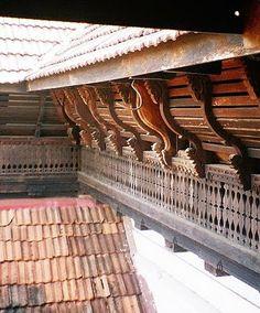 Inside a Nalukettu home