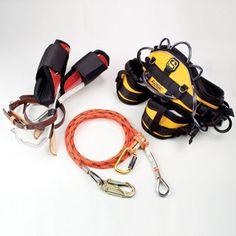 Spur Climbing Kit with EDGE Saddle, small : SherrillTree Tree Care Equipment