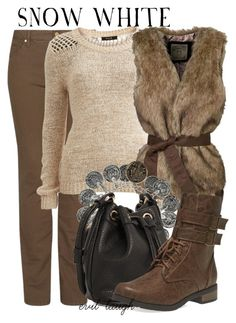 A fashion look from September 2014 featuring rose print shirt, vest waistcoat and five pocket pants. Browse and shop related looks. Polyvore Outfits, Polyvore Fashion, Snow White Outfits, Brown Vest, Wet Seal, Once Upon A Time, Miss Selfridge, Beautiful Outfits, Fashion Looks