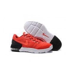 e1a4057f12 Nike Homens - Barato Nike Air Max Excellerate Homens Tenis De Corrida  Vermelho Preto Branco 0871