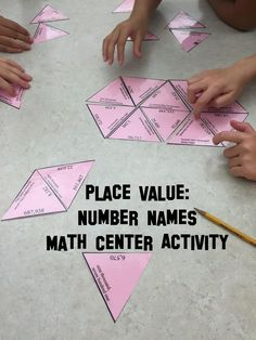 Place value, 30 problem written word format puzzle ideal for guided math work. Use the included interactive notebook page as part of your INB activities. Word form numbers go out to the hundred thousands place value.