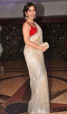Love the gold saree by Manish Malhotra