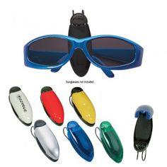 959852e02a Personalized Eyeglass Sunglass Clip Holder