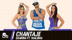 Chantaje - Shakira ft. Maluma - Cia. Daniel Saboya (Coreografia)